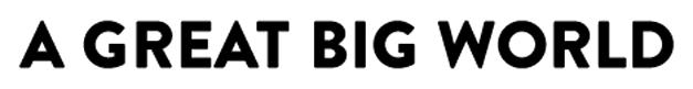 A Great Big World logo