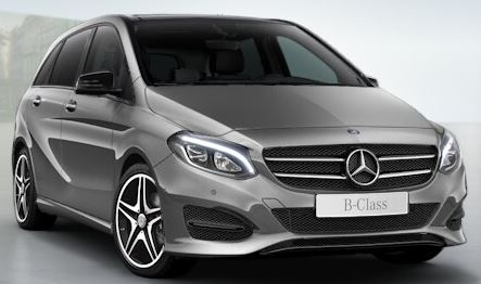 Mercedes Benz Classe B 200 Fascination 7g Dct