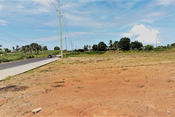 Highway Commercial Land for Sale