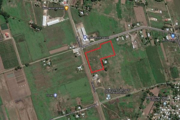 6.7 Acres Commercial Land for Sale