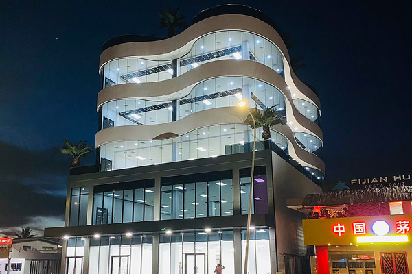 Iconic Landmark Commercial Office Building in the heart of Martintar