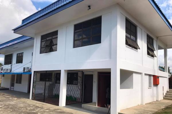 Complete House With Units For Rent !