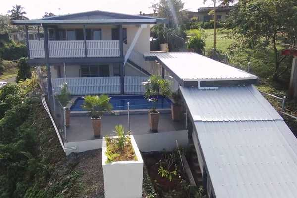 EXECUTIVE TWO STOREY HOUSE FOR RENT