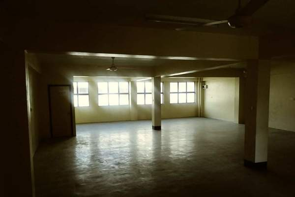 Empty Building for Rent