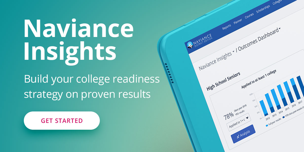 Naviance Insights | College Outcomes Unlocked