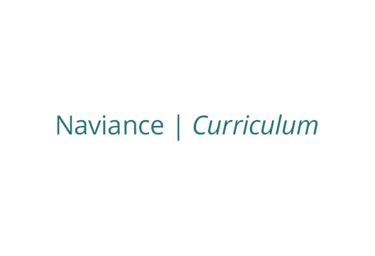 Naviance | Curriculum