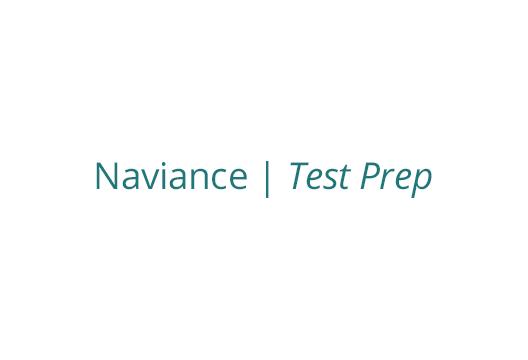 Naviance | Test Prep