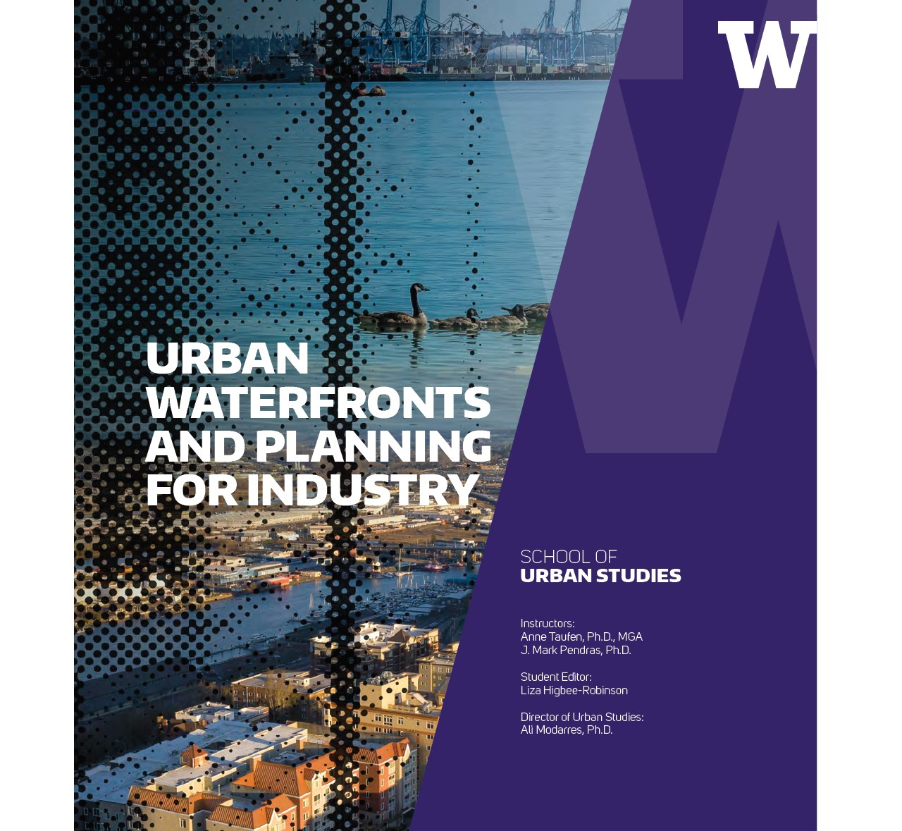Urban Waterfronts and Planning for Industry