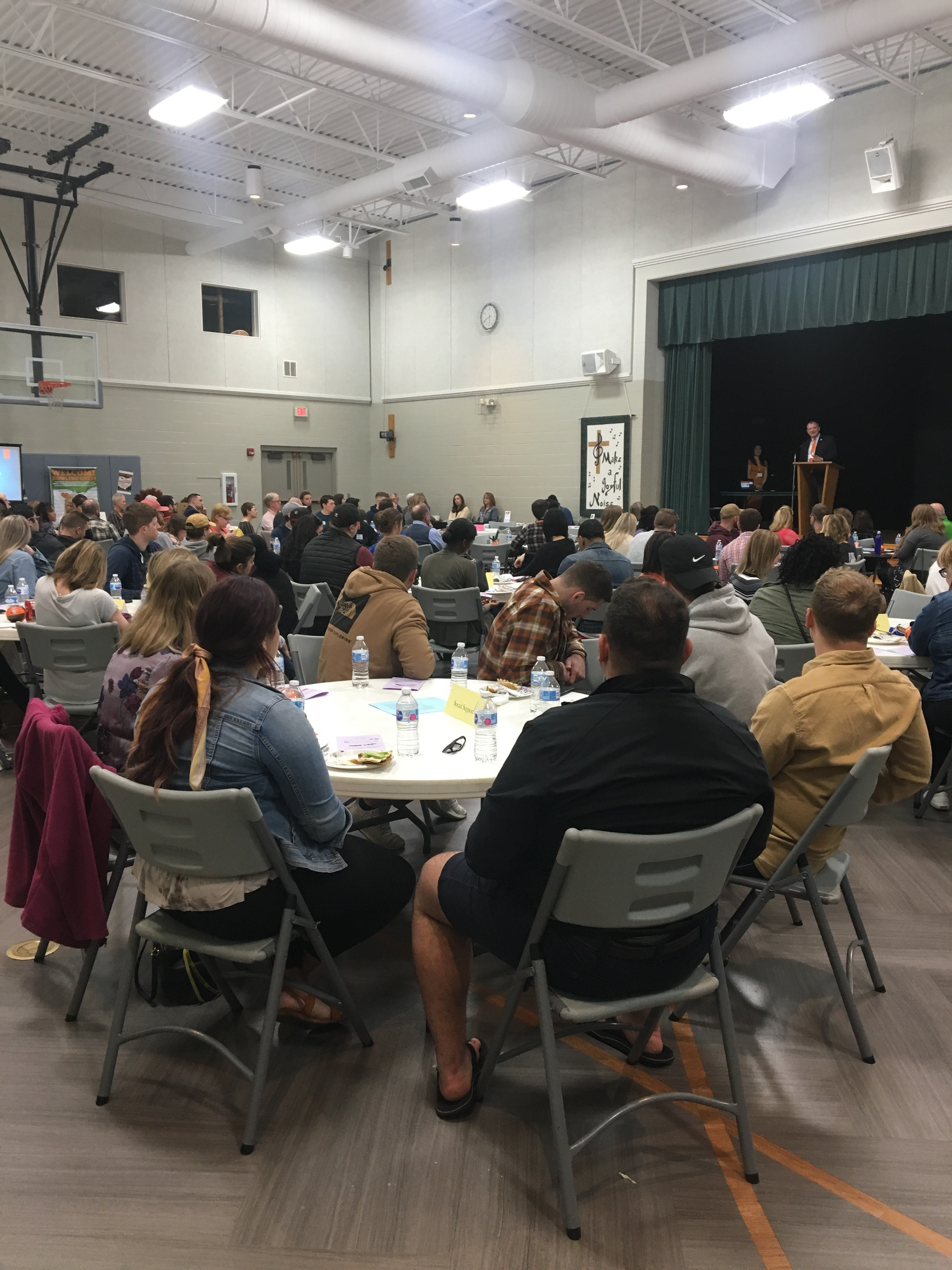 Dinner Dialogue: Let's Talk about the Opioid Crisis