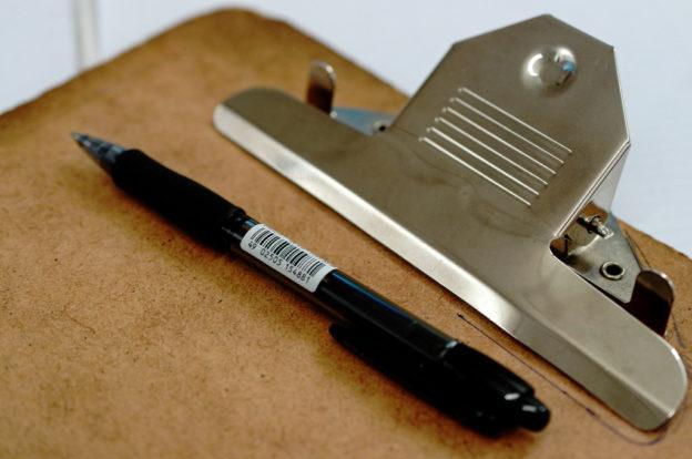 Purdue University Bullet Ballpoint Pen-Silver