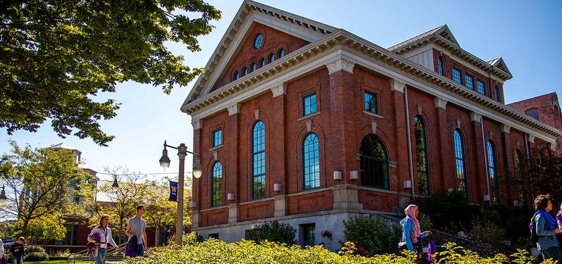 University of Washington Tacoma Banner