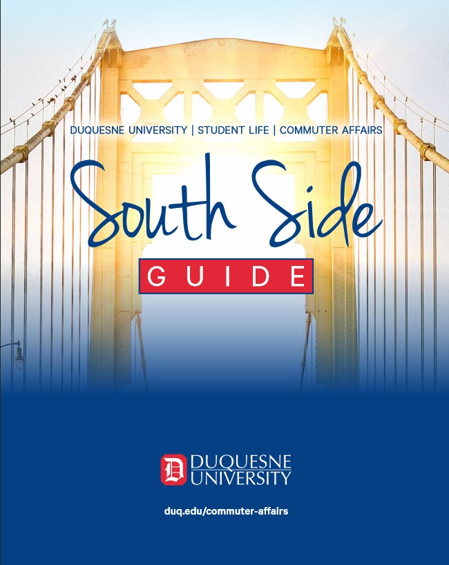 South Side and Off-Campus Guides