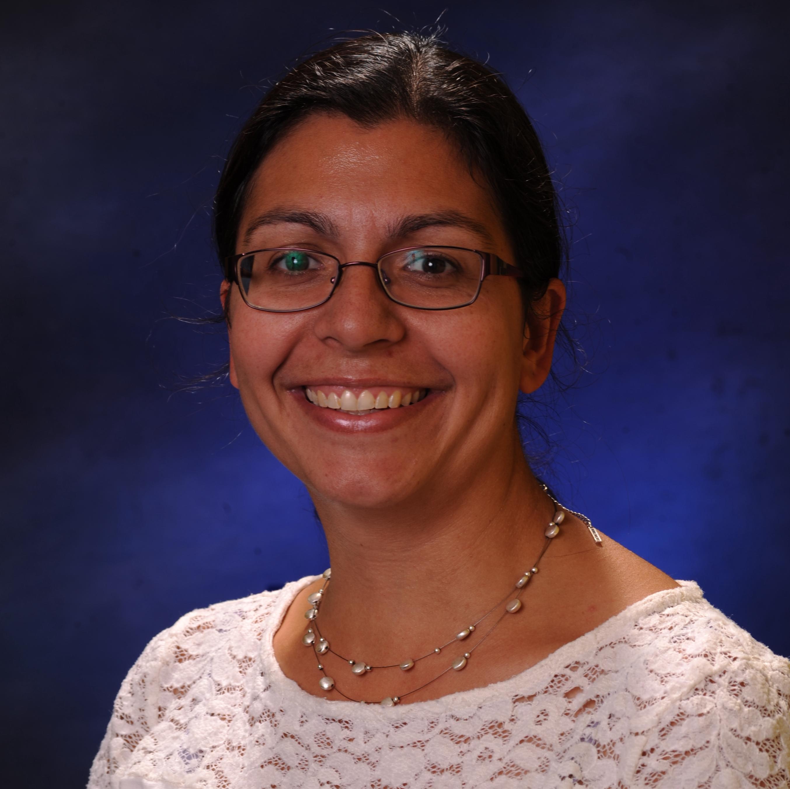Profile picture of Anita Zuberi