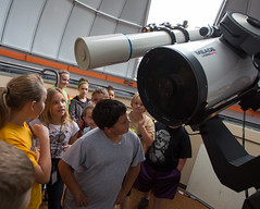 IU Kokomo Observatory Community Group Visits