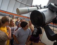 IU Kokomo Observatory Community Group Visits