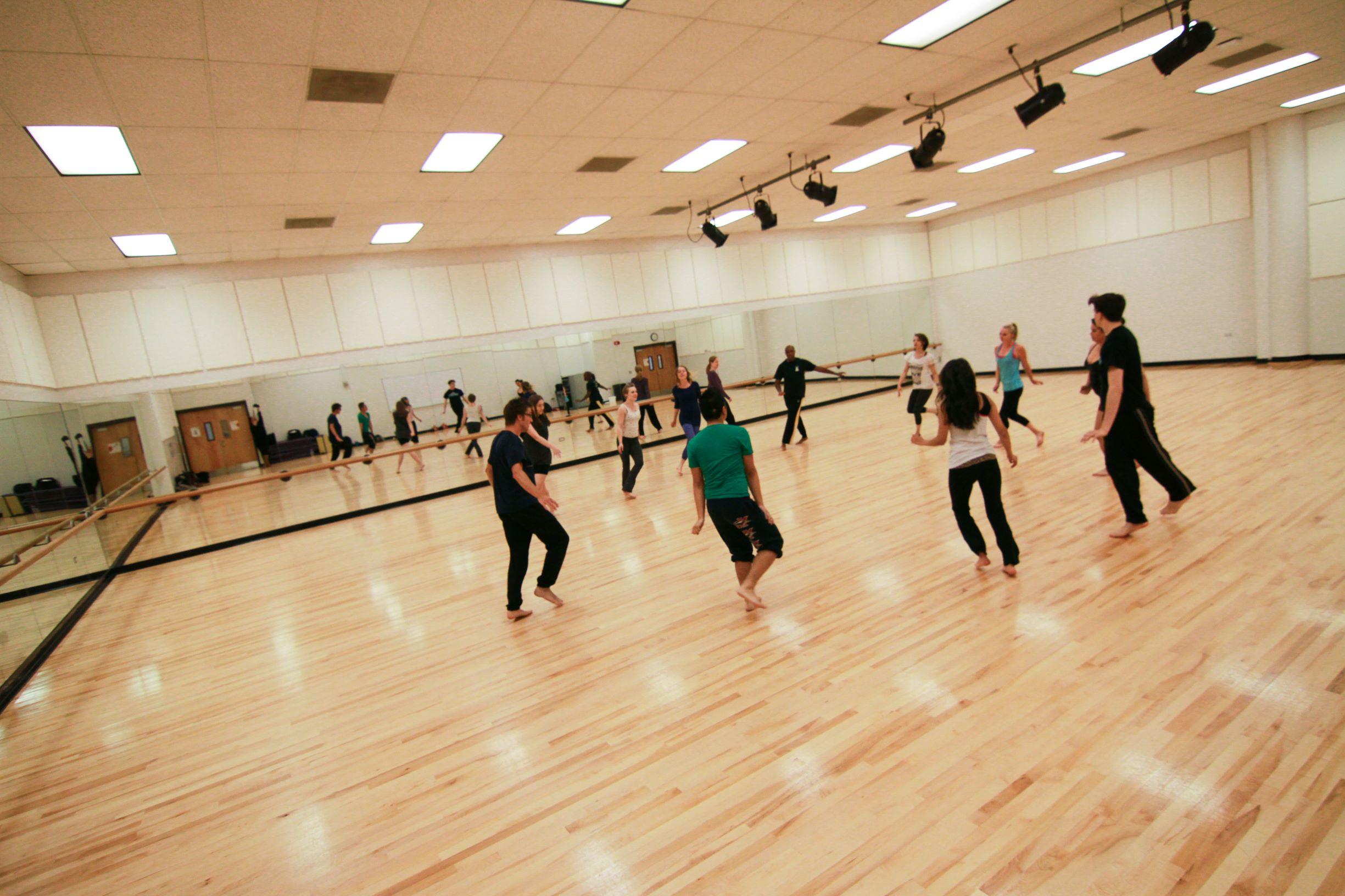 Dance Education Service Learning Project