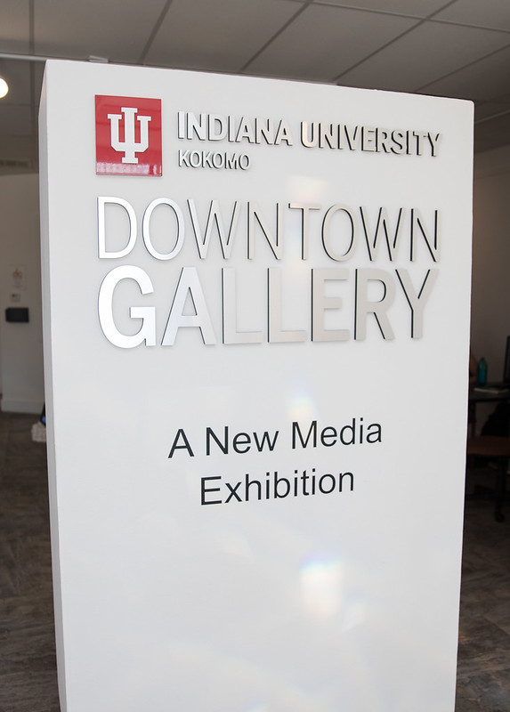 IU Kokomo Downtown Art Gallery