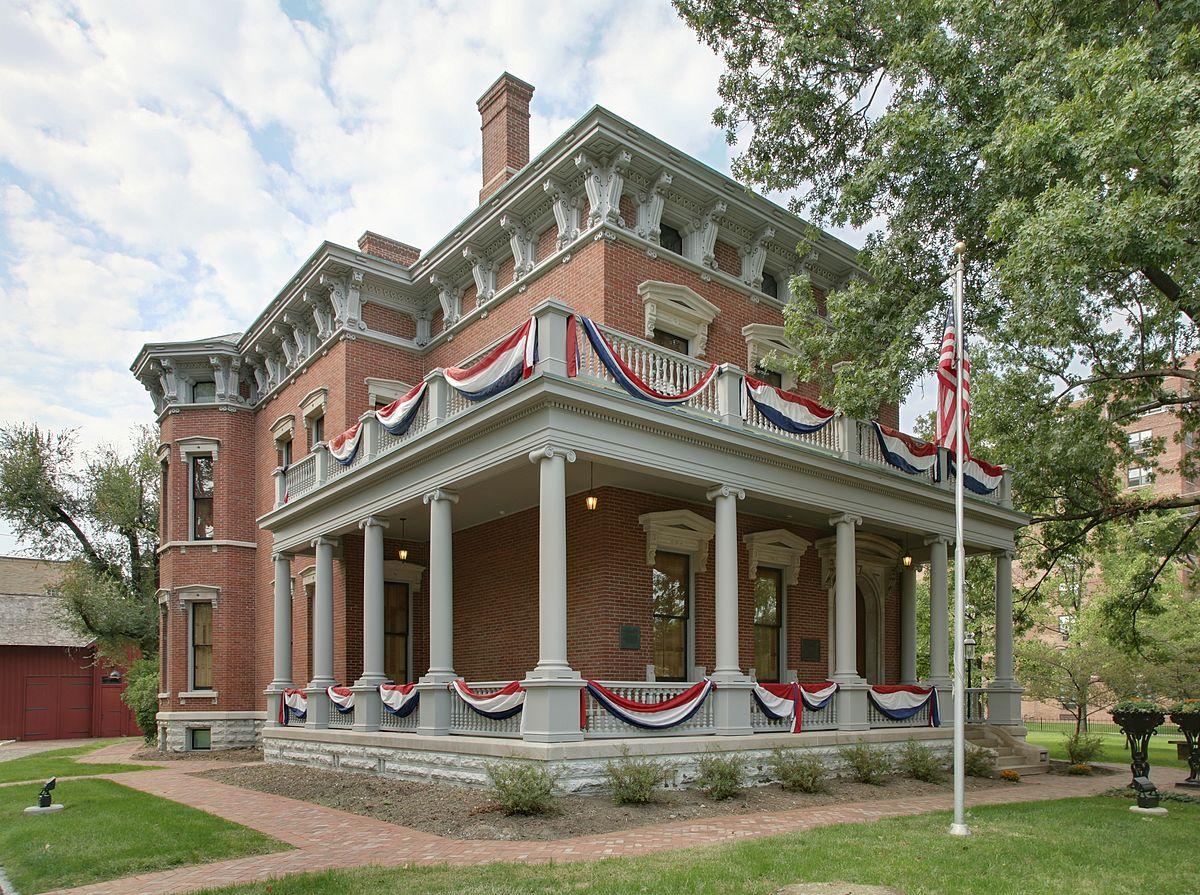 Benjamin Harrison Presidential Site and Museum Studies