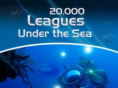 THE LEAGUES 20000 SEA UNDER