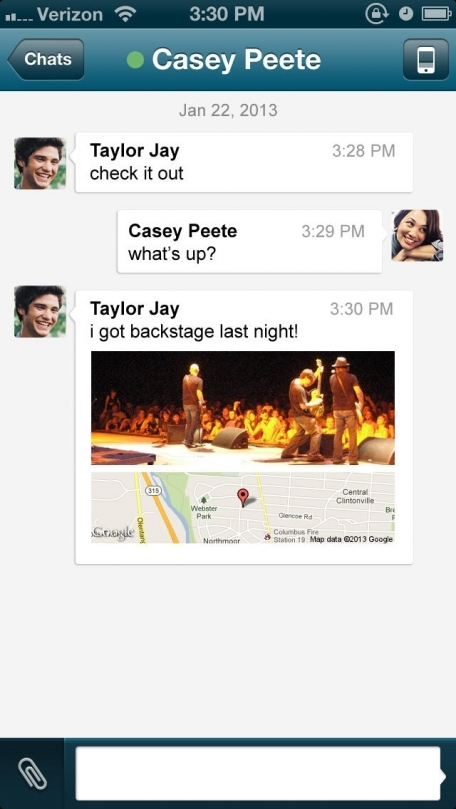 free sms google