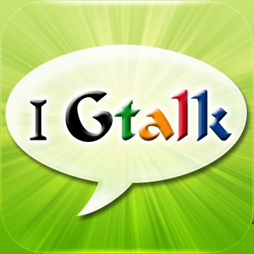 Gtok pro for google talk--voice chat support for ios free.