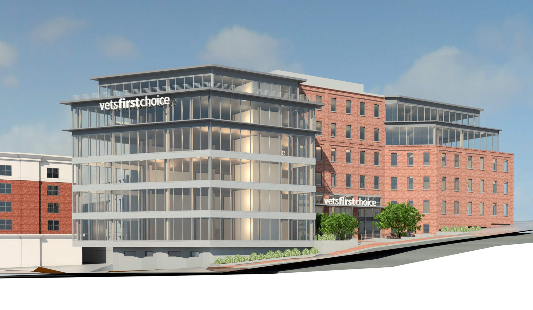 vets first choice wins approval to build new headquarters in