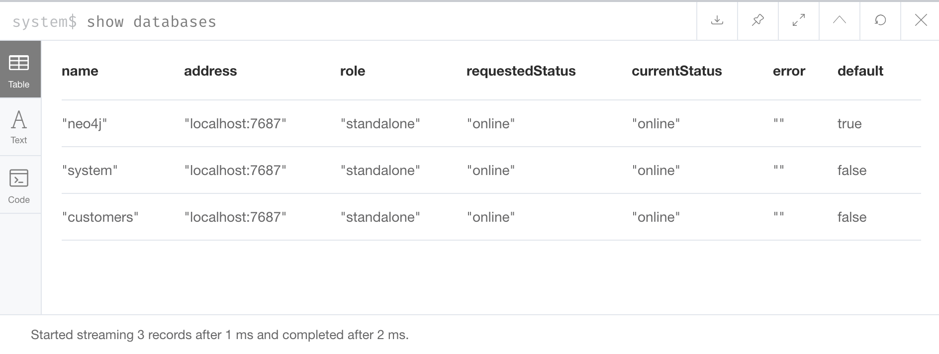 DatabaseForImport