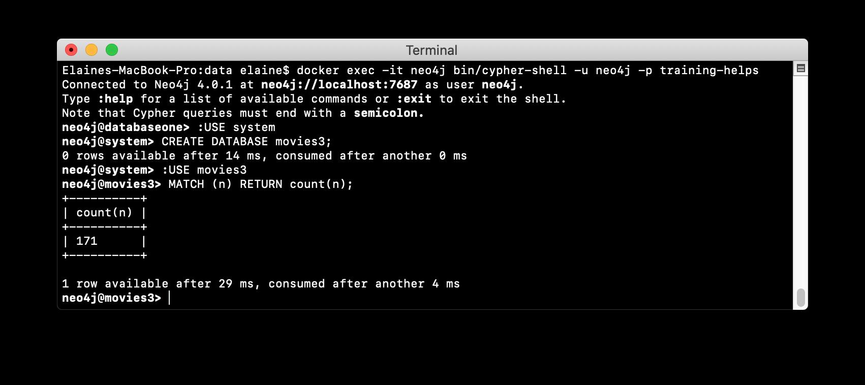 Verify-neo4j-adminLoadDocker