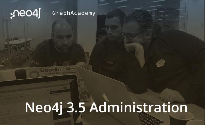 Neo4jAdministration 3.5 withTitle