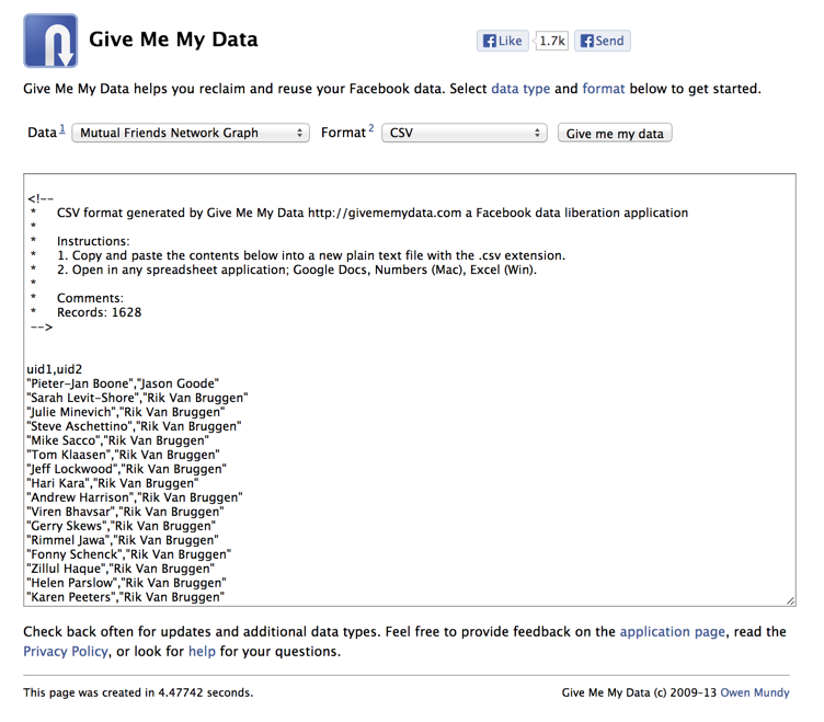 FUN with FACEBOOK in NEO4J - Neo4j Graph Database Platform