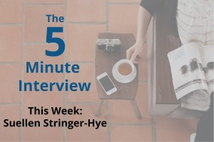 Catch This Week's 5-Minute Interview with Suellen Stringer-Hye of Vanderbilt University