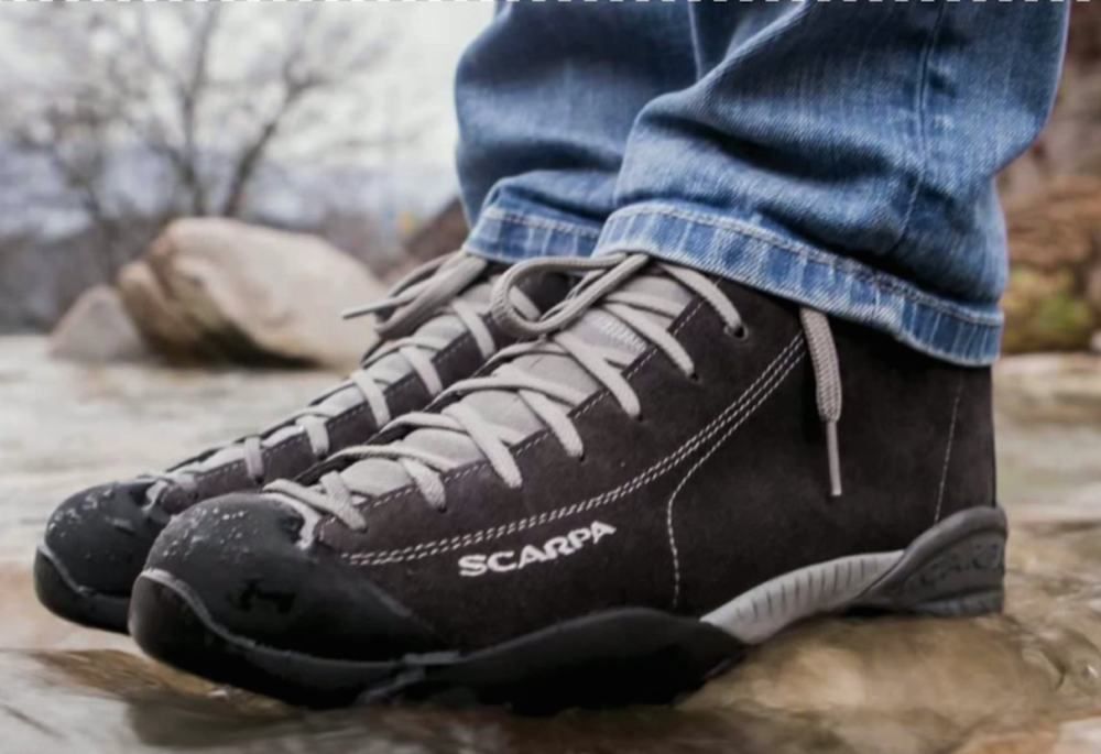 An Amazon Recommendation Engine Failure with Scarpa Shoes