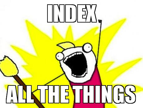 A Meme for Indexing All the Things