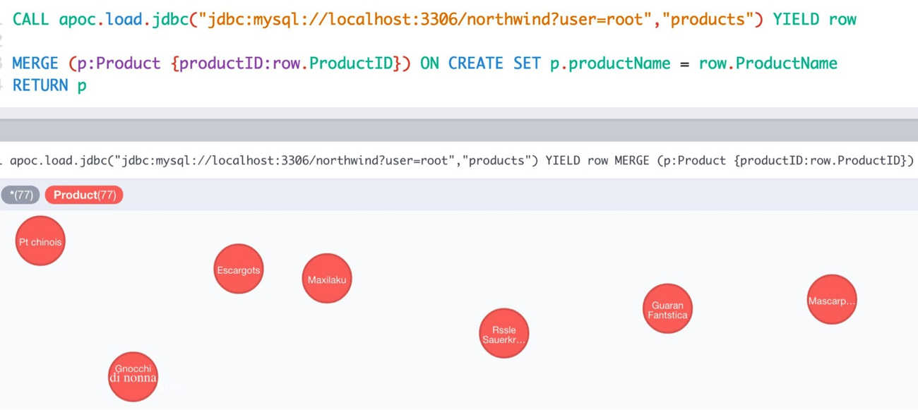 A JDBC and Cypher Example of a Java Stored Procedure in Neo4j 3.0