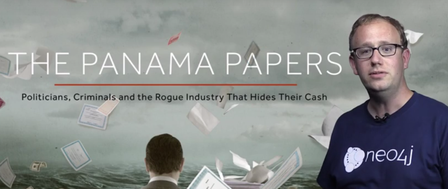 Learn about the New Panama Papers Graph Database That Is Now Available for Download from the ICIJ