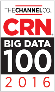 CRN Big Data 100 2016