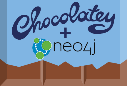 Learn how to use Chocolatey to install Neo4j on a Windows machine
