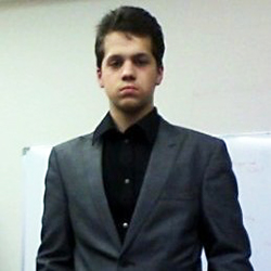 Dmitry Vrublevsky, Software Developer, Neueda Consulting
