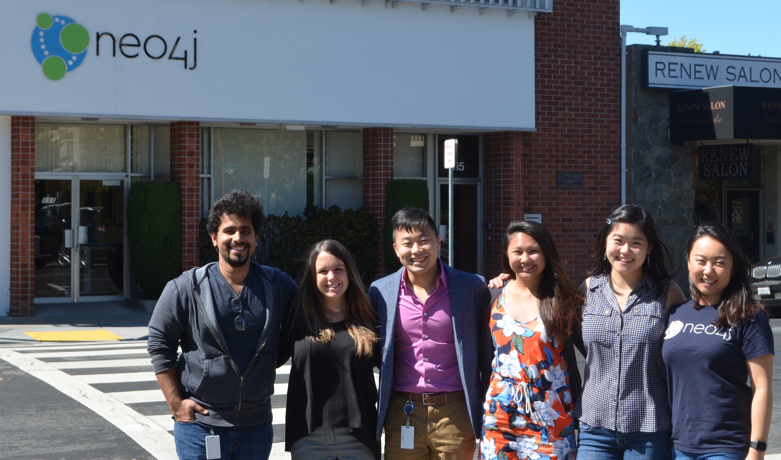 Learn about one Neo4j intern's summer experience with the team's authentic and learning culture
