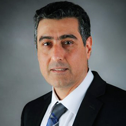 Alireza Ghazizahedi, Manager, Cisco