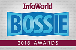 InfoWorld Bossie Award - Best Open Source Datacenter and Cloud Software
