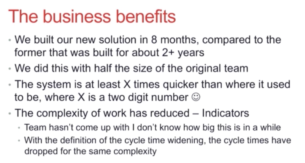 Startup business benefits of Neo4j