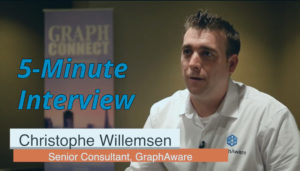 Catch this week's 5-Minute Interview with Christophe Willemsen, Senior Neo4j Consultant at GraphAware