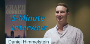 Catch this week's 5-Minute Interview with Daniel Himmelstein, University of Pennsylvania