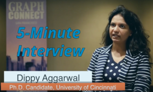 Catch this week's 5-Minute Interview with Dippy Aggarwal, Ph.D. candidate at the University of Cincinnati