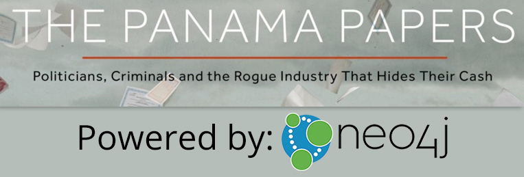 The ICIJ data journalism investigation of the Panama Papers, powered by Neo4j