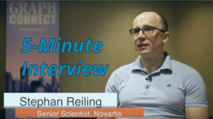 Catch this week's 5-Minute Interview with Stephan Reiling, Senior Scientist at Novartis Institute for Biomedical Research
