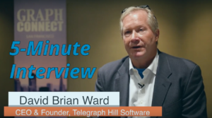 Catch this week's 5-Minute Interview with David Brian Ward, CEO and Founder at Telegraph Hill Software