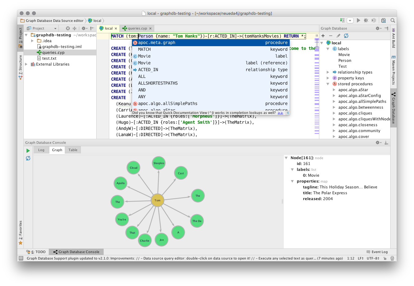 This Week in Neo4j – 25th February 2017