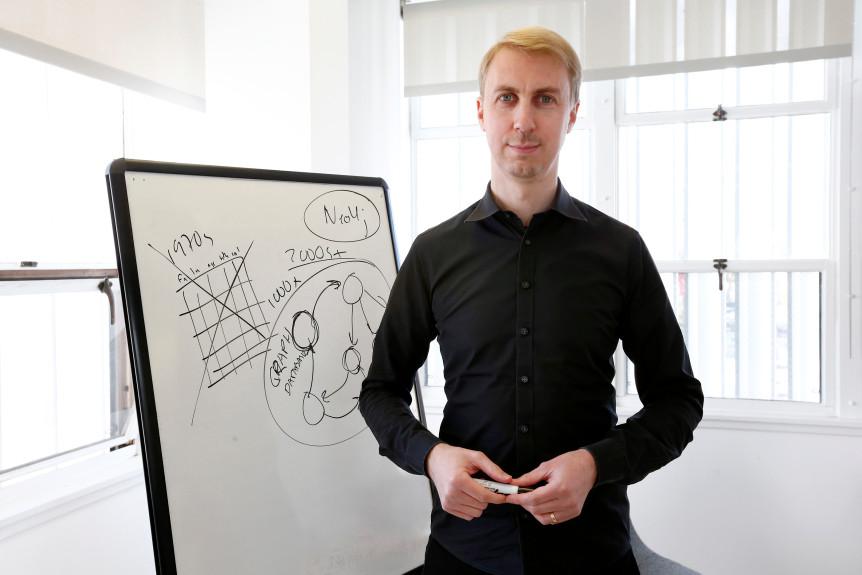 Neo4j CEO, Emil Eifrem